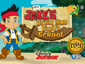 jake neverkand pirate school app