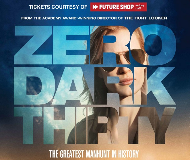 zero dark thirty calgary preview
