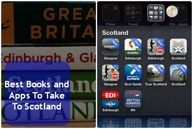 Best Apps And Books For Scotland Tourists