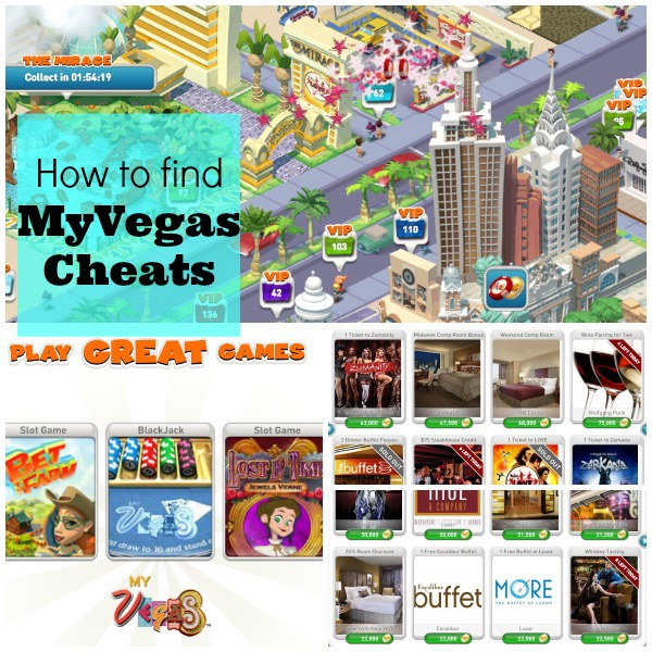 How To Get Free Las Vegas Comps With MyVegas Cheats