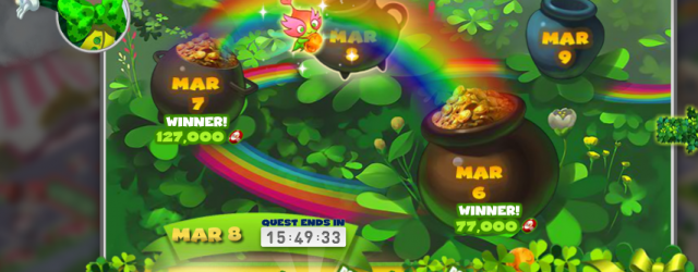 MyVegas Bonus Game St Patrick's Day