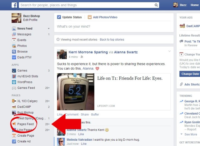How To Fix Your Facebook Feed