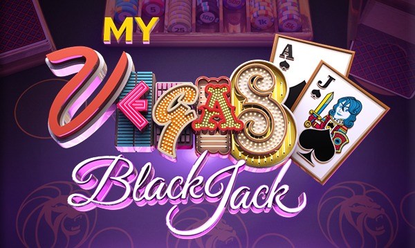 MyVegas Blackjack Mobile App