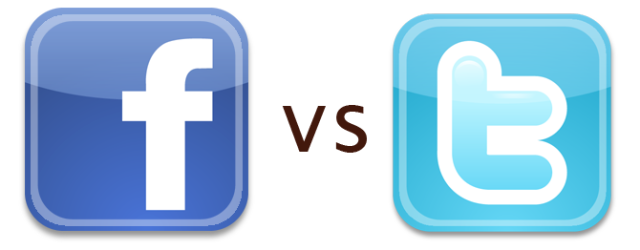 Facebook vs Twitter for breaking news
