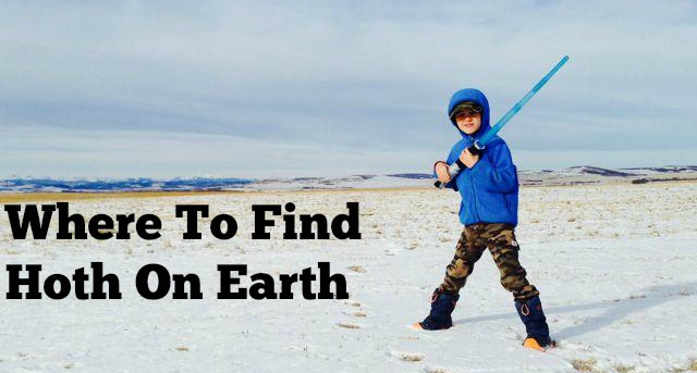 Where To Find Hoth On Earth