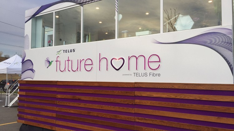 The TELUS Future Home