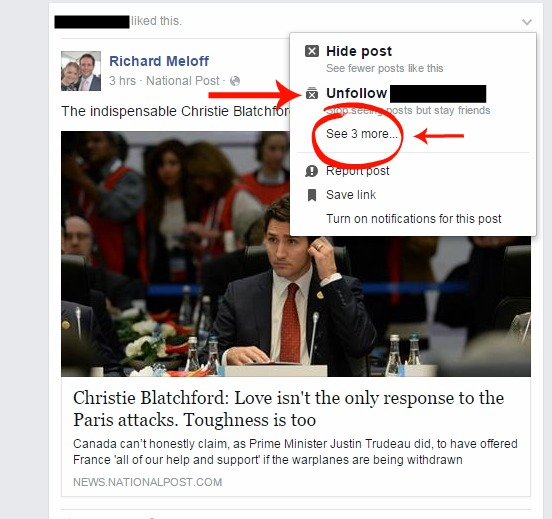 How To Unfollow News Sources And Websites On Facebook